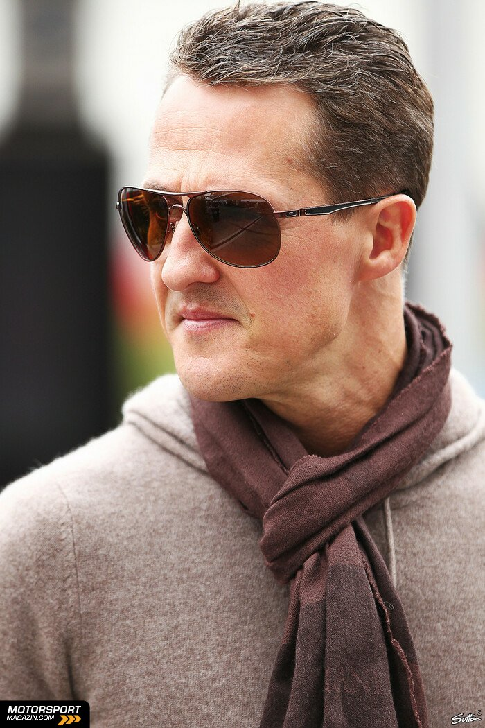 Formel 1 2012, US GP, Austin, Texas, Michael Schumacher, Mercedes AMG, Bild: Sutton