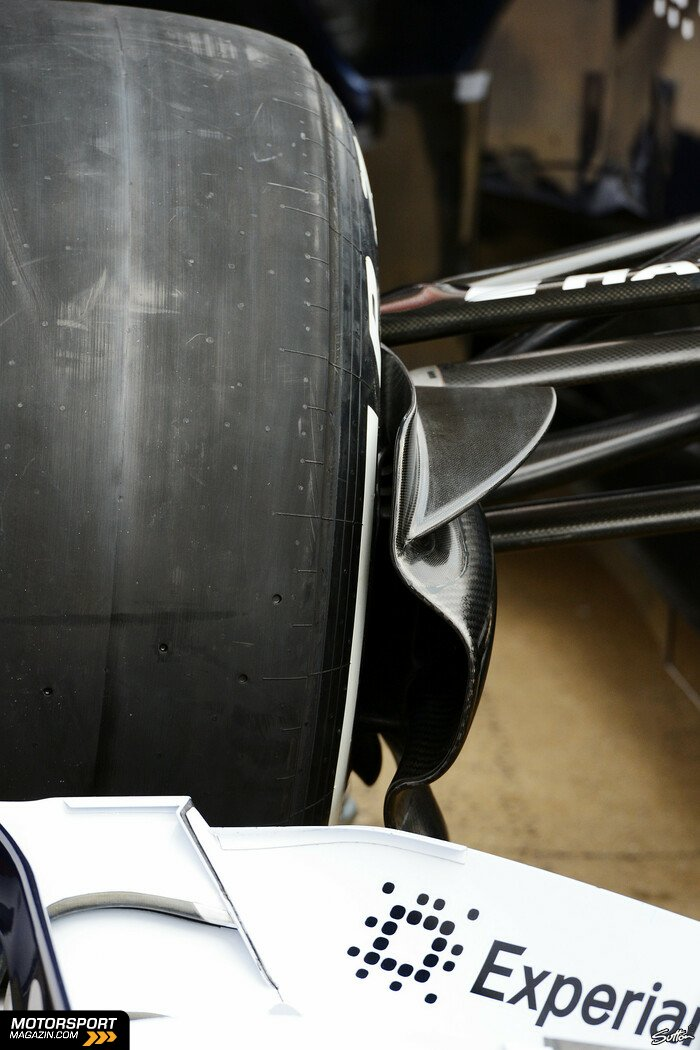 Formel 1 2013, Pr�sentationen, Williams, Bild: Sutton