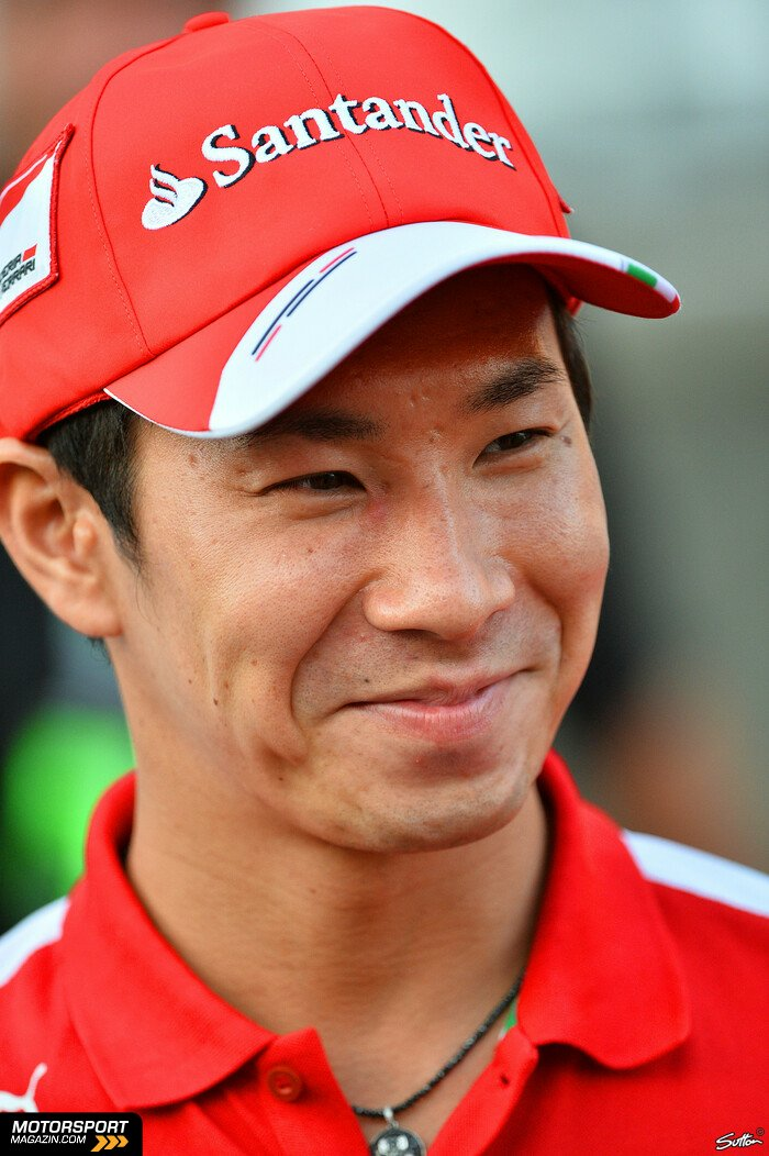 Formel 1 2013, Japan GP, Suzuka, Kamui Kobayashi, , Bild: Sutton