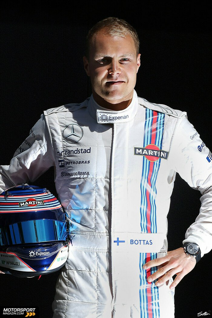 Formel 1 2014, Australien GP, Melbourne, Valtteri Bottas, Williams, Bild: Sutton