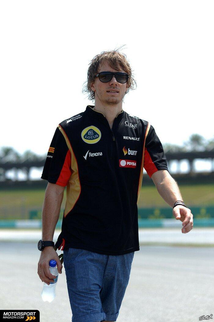Formel 1 2014, Malaysia GP, Sepang, Charles Pic, Lotus, Bild: Sutton