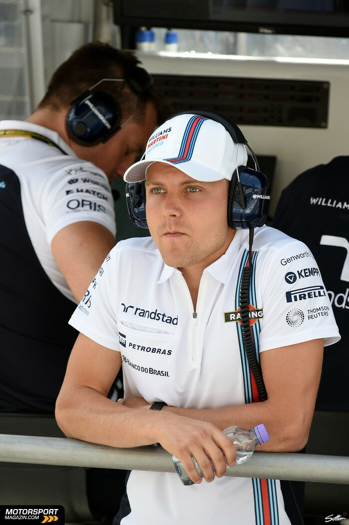 Formel 1 2014, Bahrain GP, Sakhir, Valtteri Bottas, Williams, Bild: Sutton