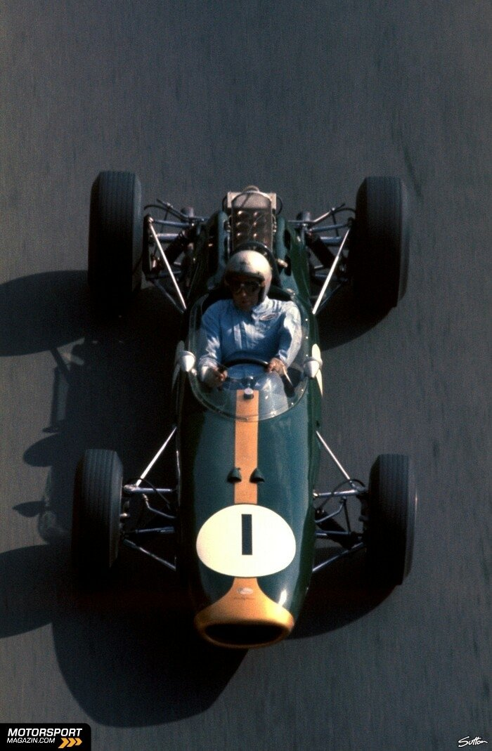Formel 1 1965, Verschiedenes, Bild: Sutton