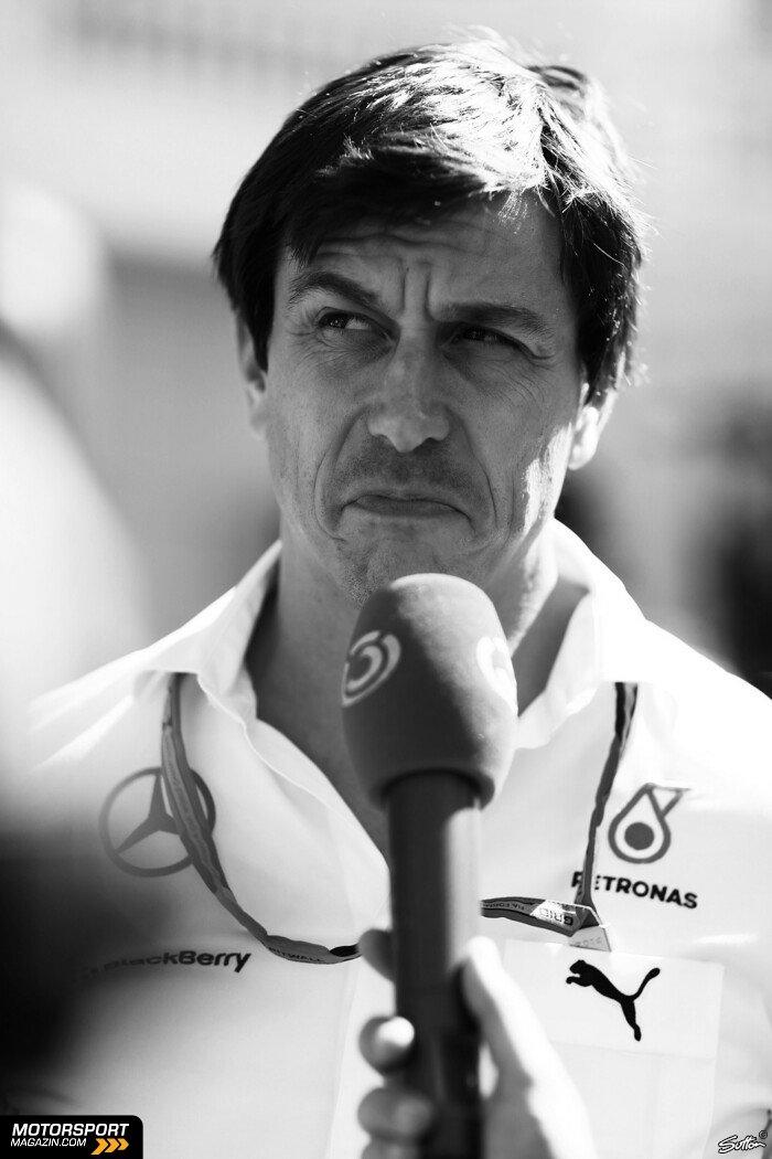 Formel 1 2014, Monaco GP, Monaco, Mercedes-AMG, Bild: Sutton