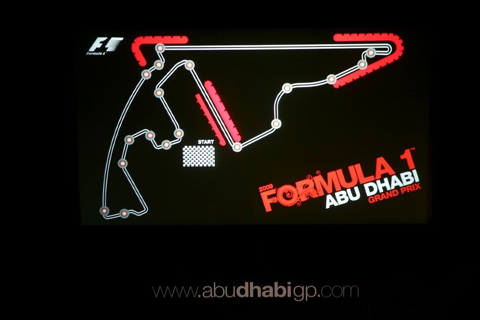 3 Carrera Pretemporada F1 2013 GP ABU DHABI  0082840
