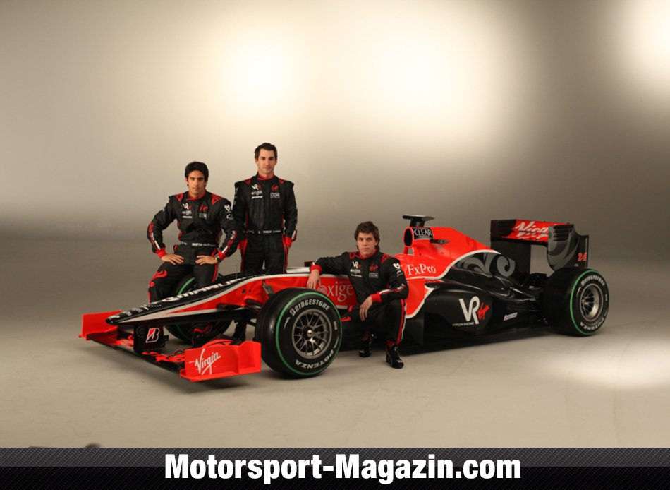 Bild: Virgin Racing