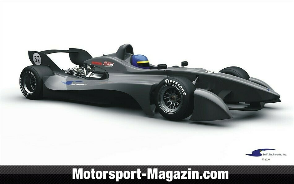 IndyCar 2010, Bild: Swift