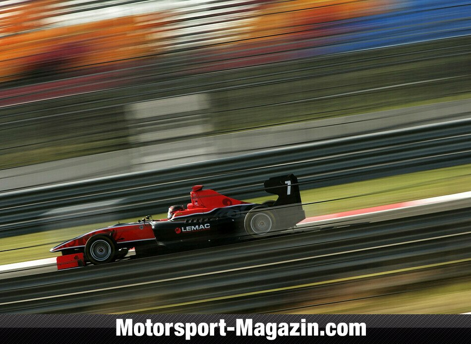 GP3 2010, T�rkei, Istanbul, James Jakes, Manor Motorsport, Bild: GP3 Series