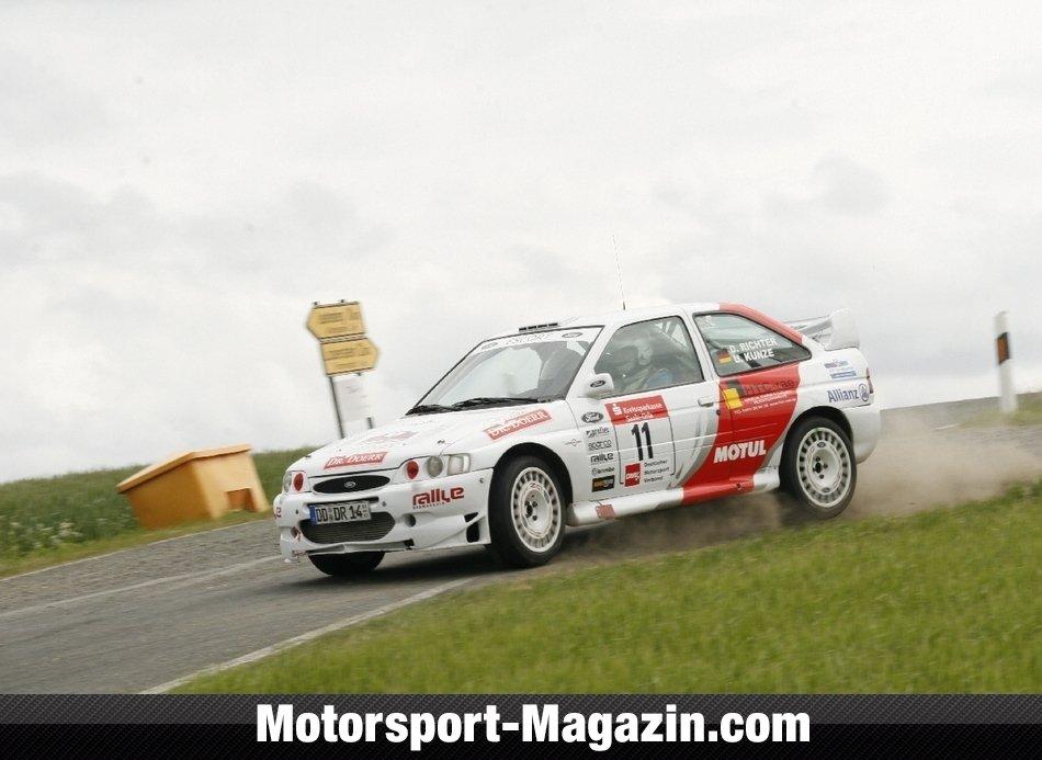DRS 2010, Rallye Thüringen, Pößneck, Bild: Patrick Jelinek