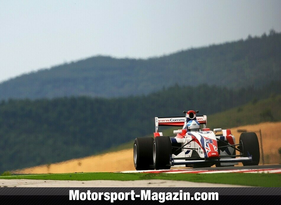 Formel 2 2010, Portugal, Algarve, Bild: Formula Two