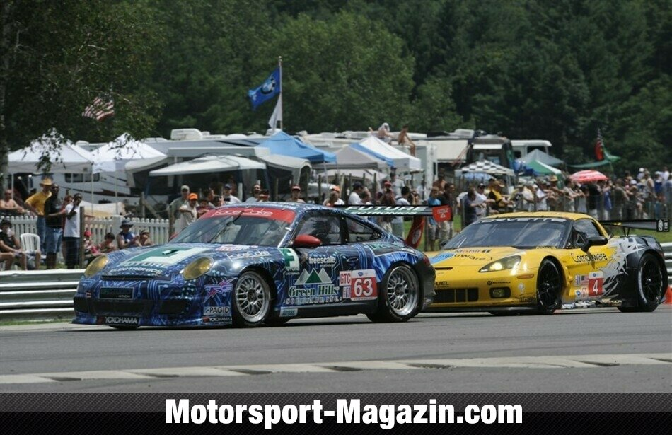 ALMS 2010, Northeast Grand Prix, Lakeville, Bild: ALMS