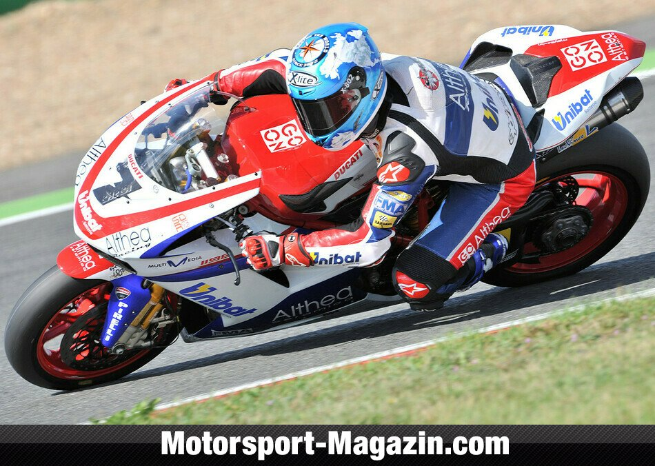 Superbike 2010, Frankreich, Magny-Cours, Carlos Checa, Althea Racing, Bild: Althea
