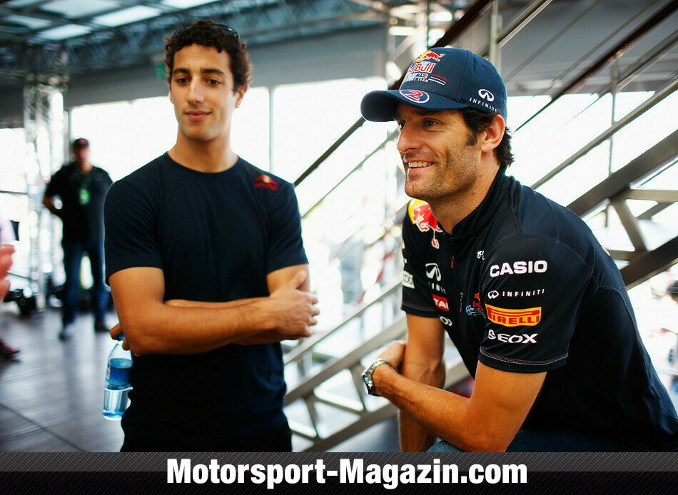 Formel 1 2011, Europa GP, Valencia, Mark Webber, Red Bull Racing, Bild: Red Bull
