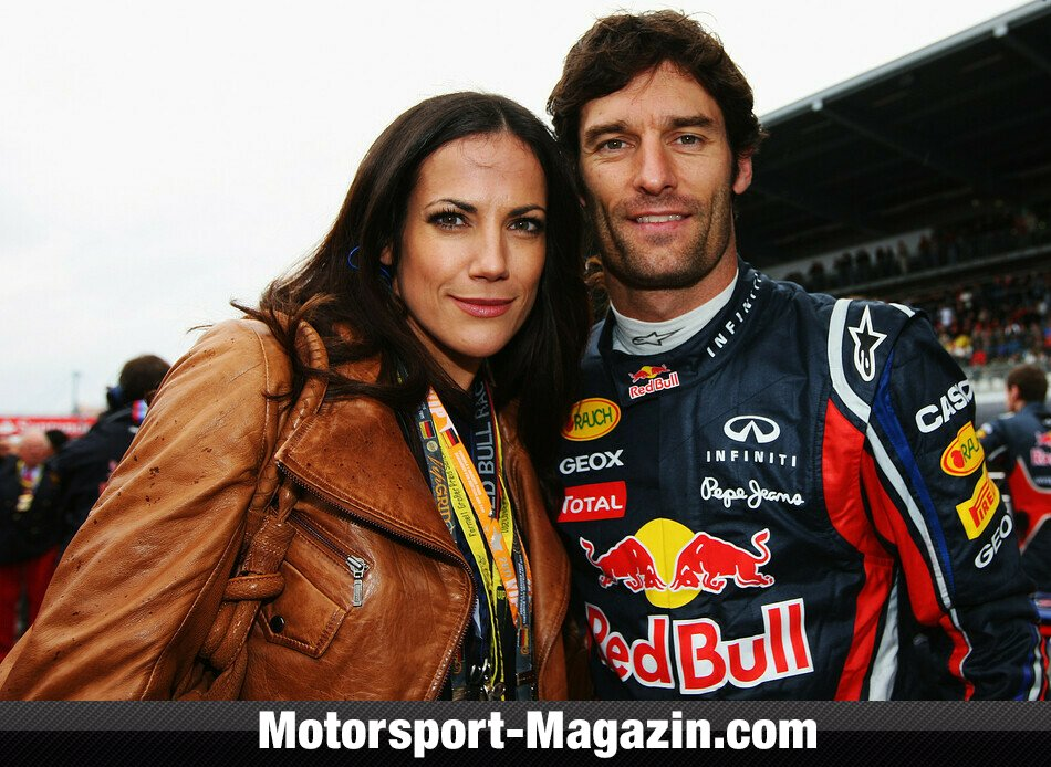 Formel 1 2011, Deutschland GP, N�rburg, Mark Webber, Red Bull Racing, Bild: Red Bull