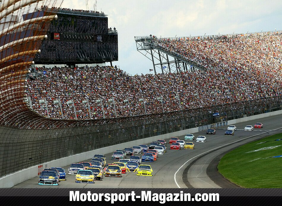 NASCAR 2011, Pure Michigan 400, Brooklyn, Michigan, Bild: NASCAR