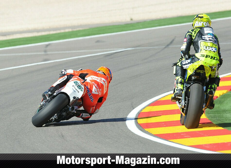 Moto2 2011, Aragon GP, Alcaniz, Bild: Kiefer Racing