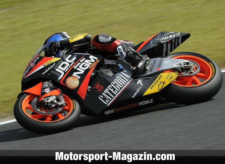 Moto2 2011, Japan GP, Motegi, Raffaele De Rosa, NGM Forward Racing, Bild: Milagro