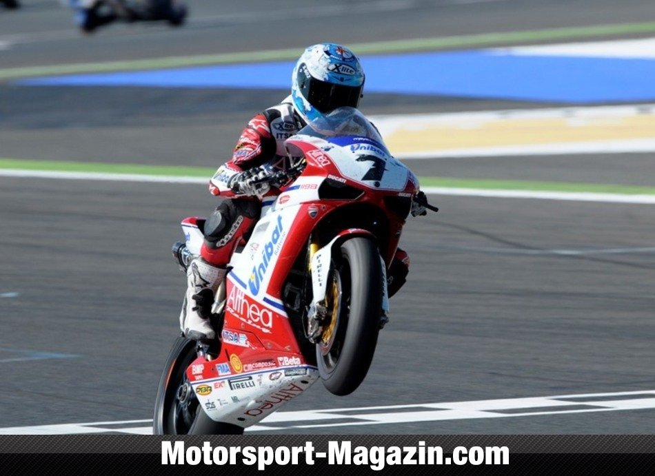 Superbike 2011, Frankreich, Magny-Cours, Carlos Checa, Althea Racing, Bild: Althea Racing