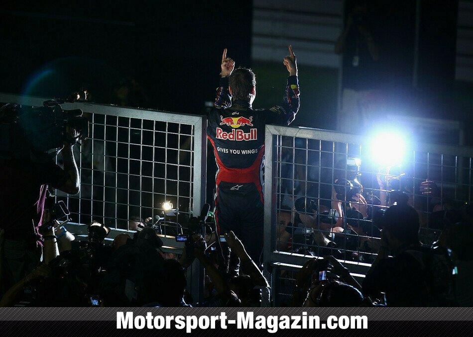 Formel 1 2011, Japan GP, Suzuka, Sebastian Vettel, Red Bull Racing, Bild: Red Bull