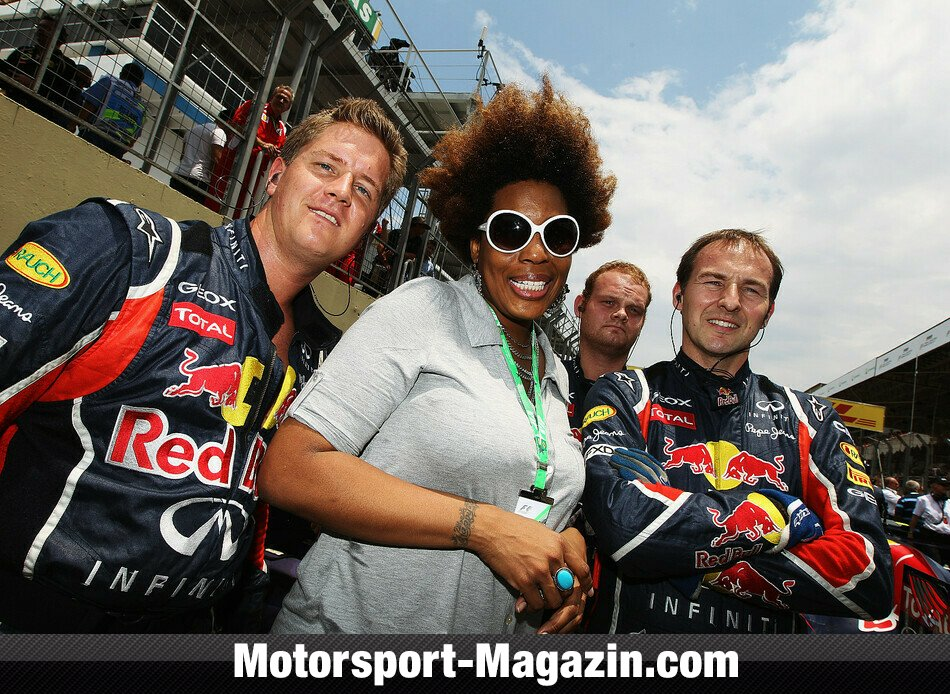 Formel 1 2011, Red Bull Racing, Bild: Red Bull