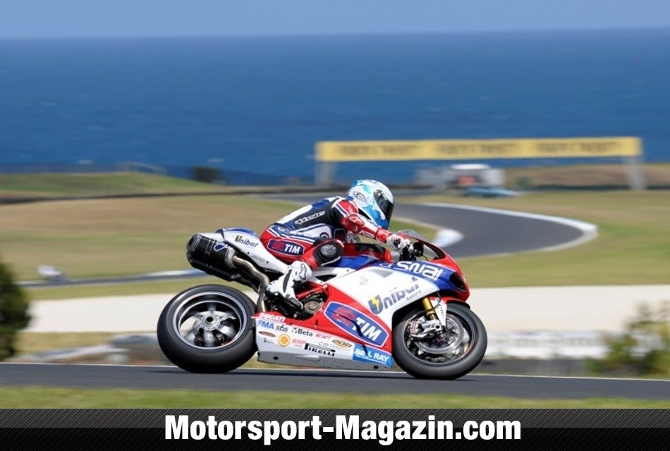 Superbike 2012, Verschiedenes, Carlos Checa, Althea Racing, Bild: Althea Racing