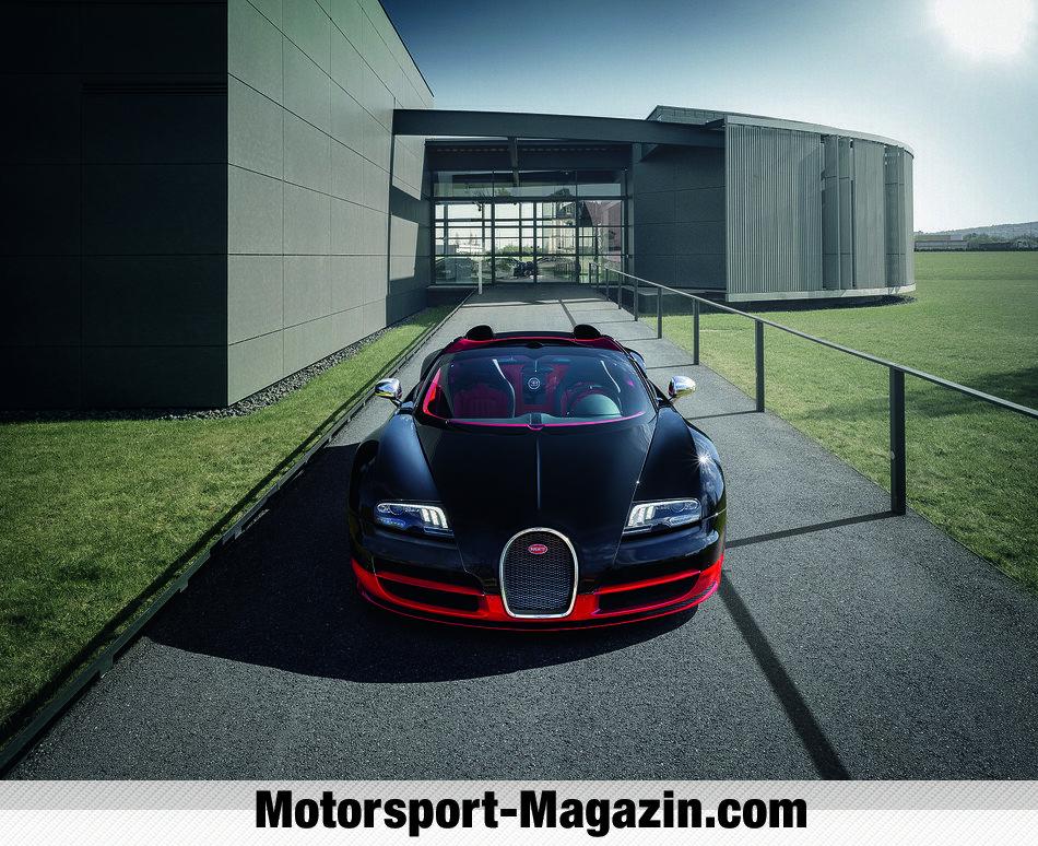 der bugatti veyron 16 4 grand sport vitesse auto motorsport. Black Bedroom Furniture Sets. Home Design Ideas