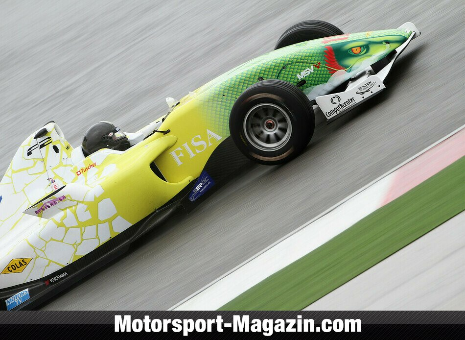 Formel 2 2012, Portugal, Algarve Stadium, Bild: Formula Two