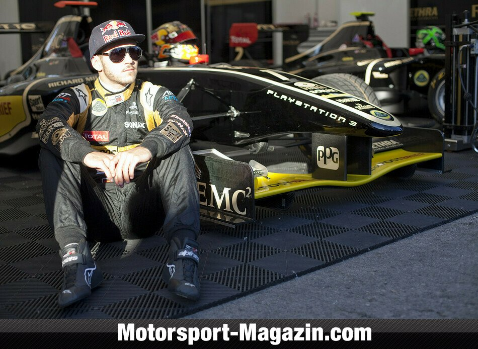 GP2 2012, Daniel Abt, Lotus GP, Bild: GP3 Series