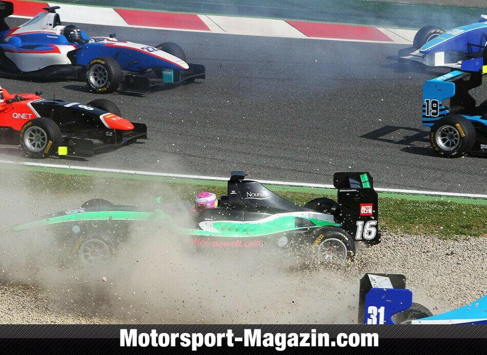 GP3 2012, Barcelona, Barcelona, Alice Powell, Status Grand Prix, Bild: GP3 Series