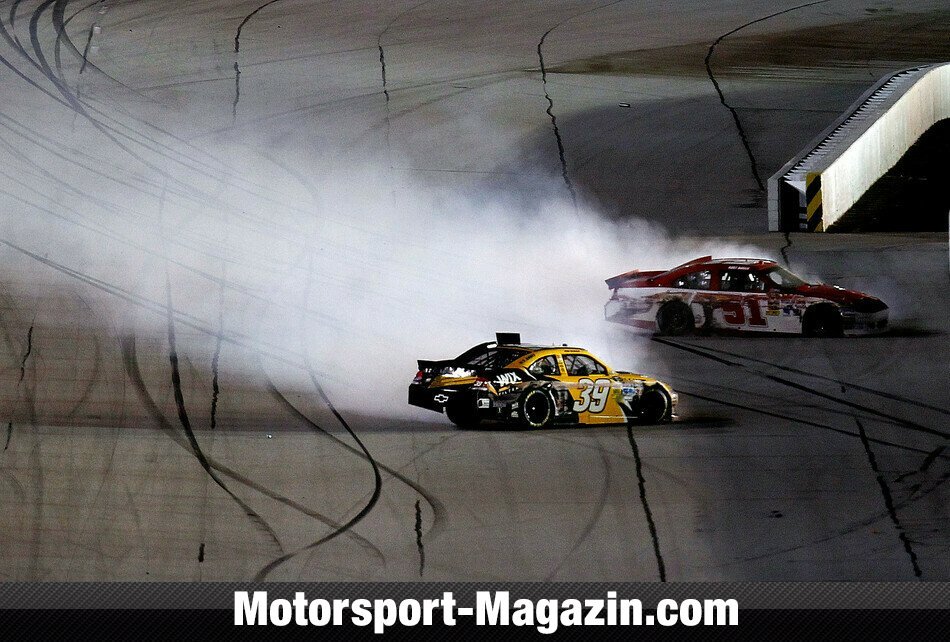 NASCAR 2012, Bojangles' Southern 500, Darlington, South Carolina, Bild: NASCAR