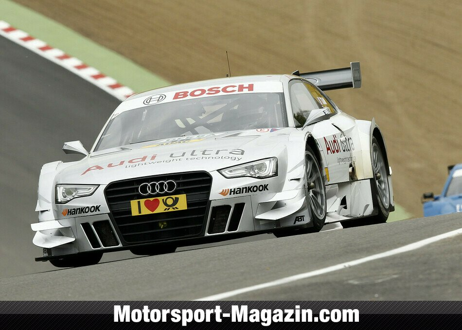 DTM 2012, Brands Hatch, Brands Hatch, Adrien Tambay, Audi Sport Team Abt, Bild: DTM