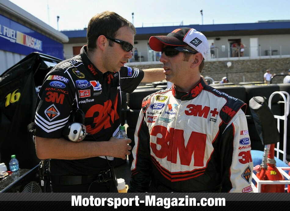 NASCAR 2012, Quicken Loans 400, Michigan, Bild: Ford