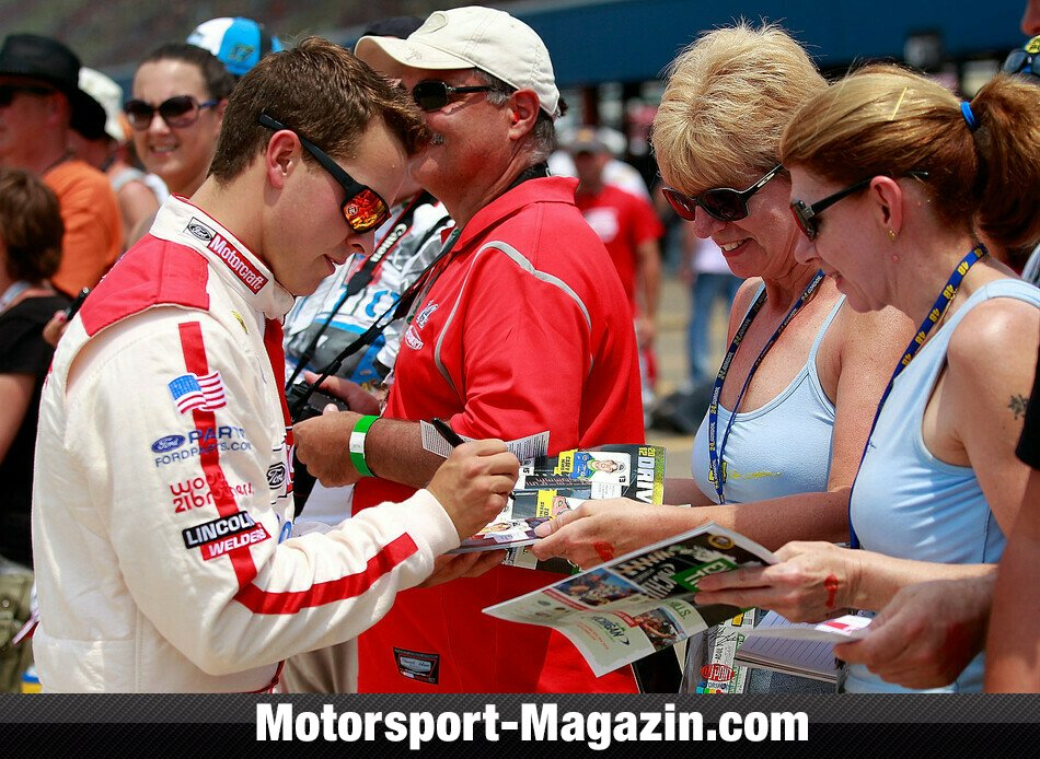 NASCAR 2012, Quicken Loans 400, Michigan, Bild: NASCAR