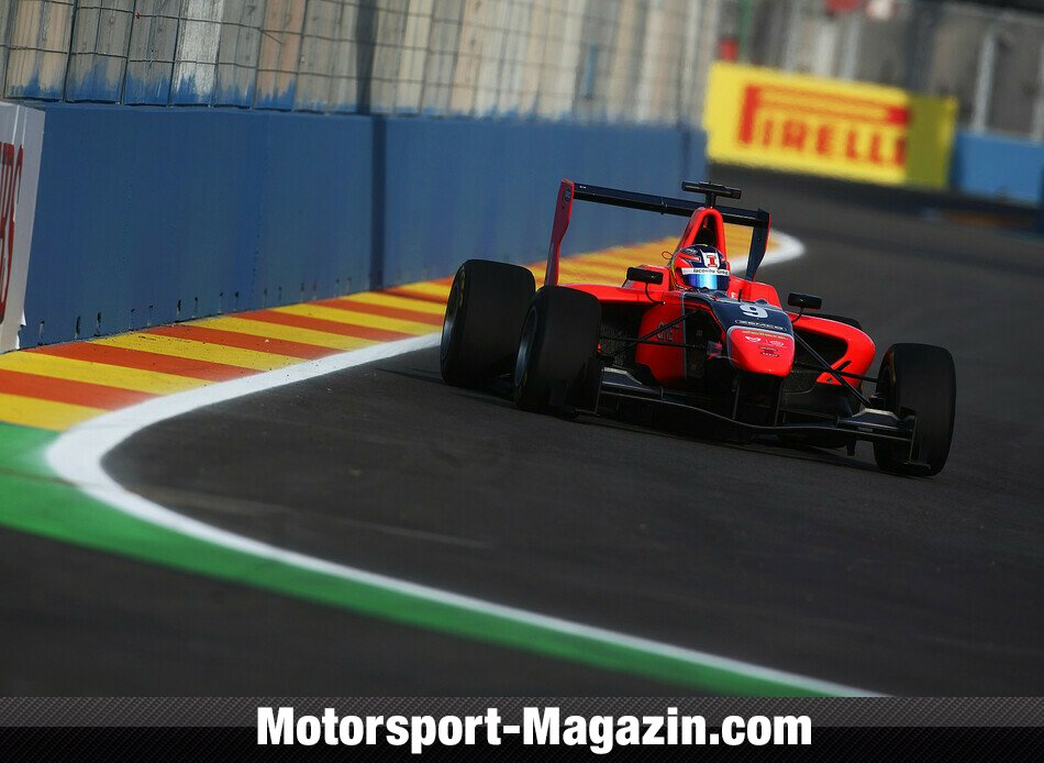 GP3 2012, Valencia, Valencia, Tio Ellinas, Marussia Manor Racing, Bild: GP3 Series