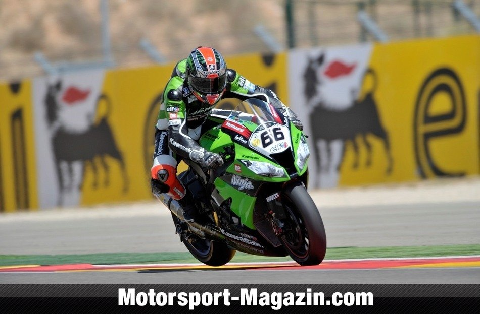 Superbike WSBK 2012, Verschiedenes, Tom Sykes, Kawasaki Racing Team, Bild: WSBK Press