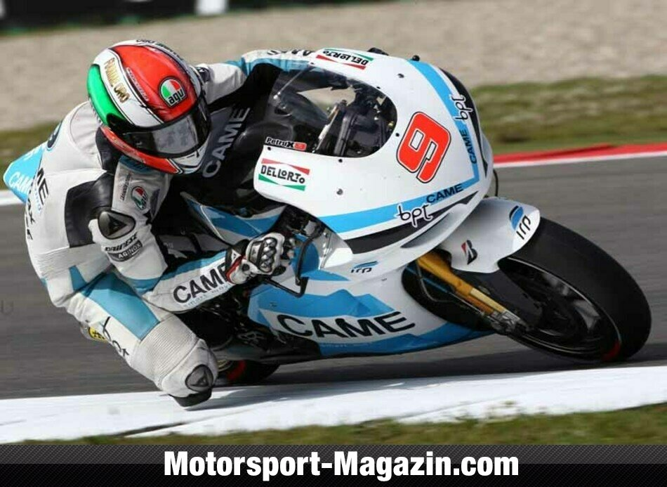 MotoGP 2012, Niederlande GP, Assen, Danilo Petrucci, Came IodaRacing Project, Bild: Came IodaRacing