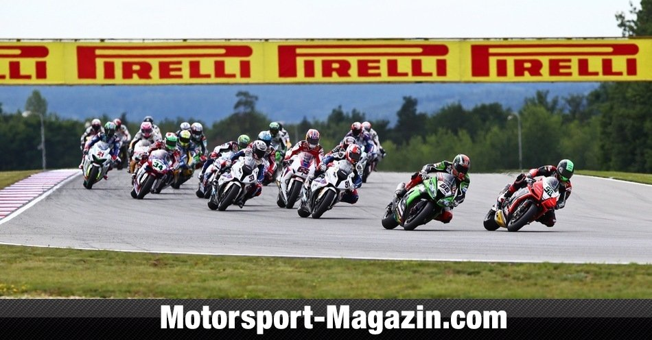 Superbike 2012, Tschechien, Br�nn, Eugene Laverty, Aprilia Racing Team, Bild: WorldSBK