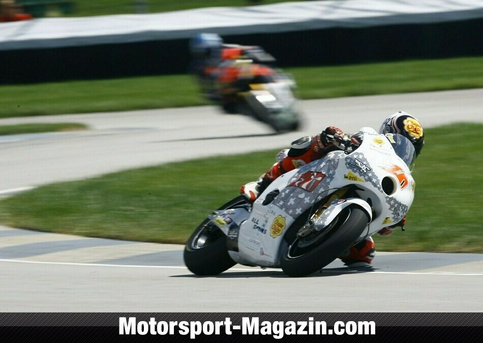 Moto2 2012, Indianapolis GP, Indianapolis, Marco Colandrea, Stop and Go Racing Team, Bild: SAG