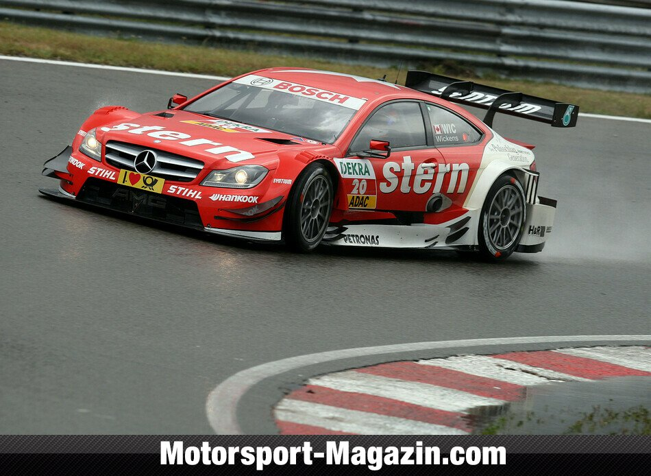 Formel 3 EM 2012, Verschiedenes, Robert Wickens, M�cke Motorsport, Bild: RACE-PRESS