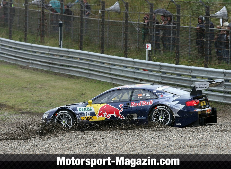 DTM 2012, Miguel Molina, , Bild: RACE-PRESS