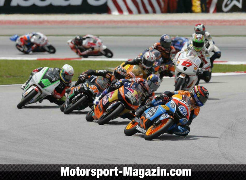 Moto3 2012, Malaysia GP, Sepang, Alex Rins, Estrella Galicia 0,0, Bild: Suter Racing