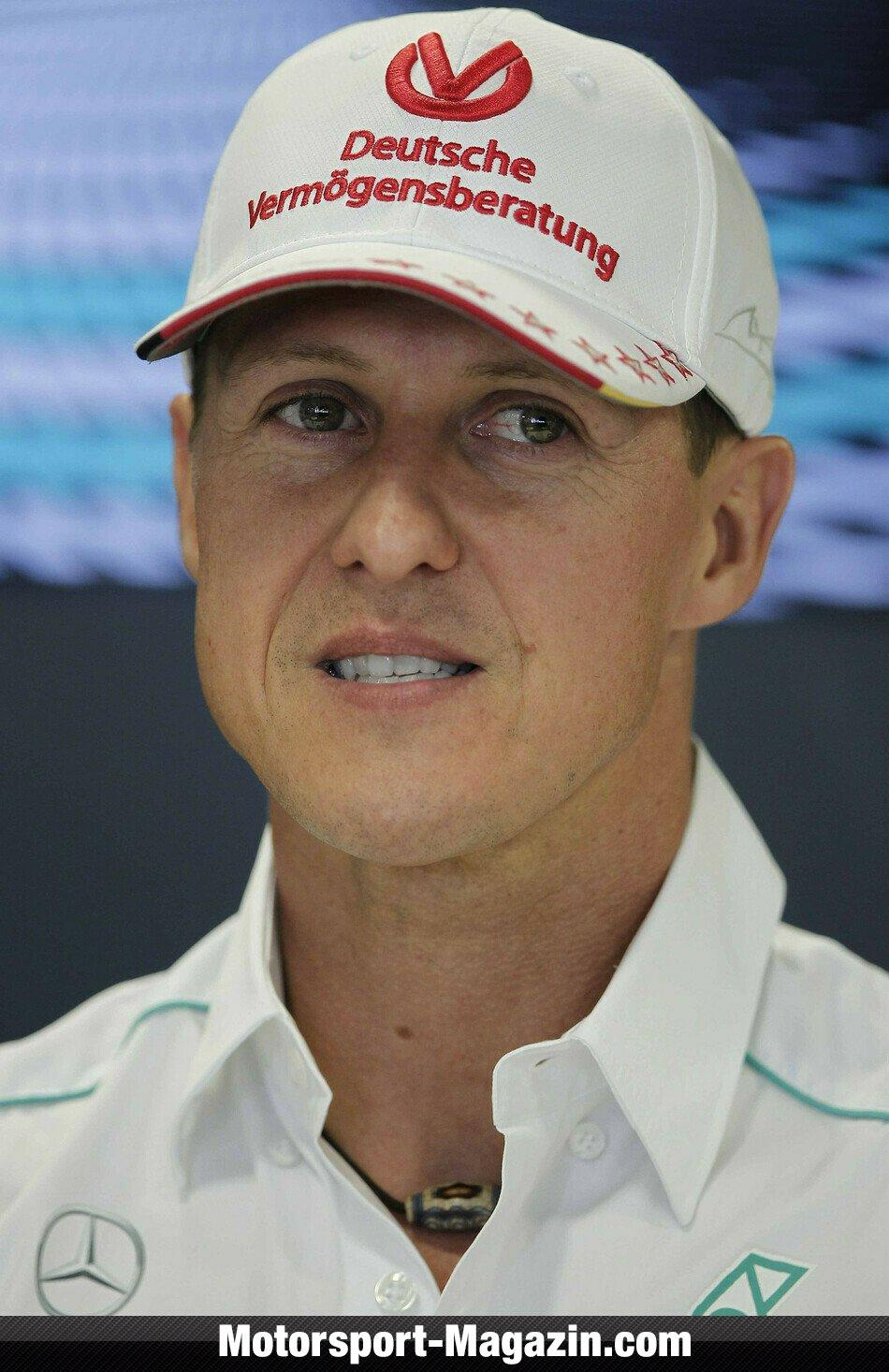 Schumacher Koma