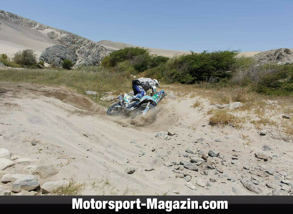 Dakar 2013, Bild: Dakar Press