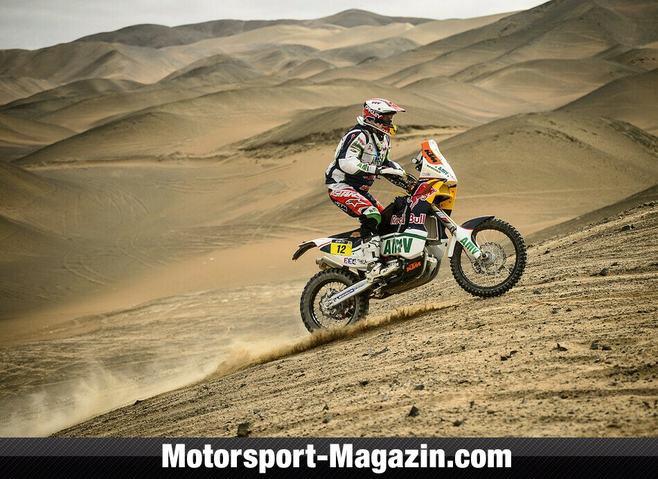 Dakar 2013, Bild: Red Bull