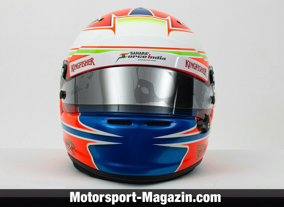 Formel 1 2013, Verschiedenes, Paul Di Resta, Force India, Bild: Force India