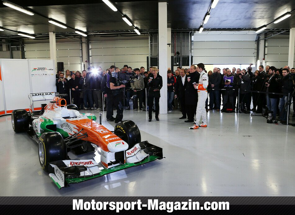 Bild: Force India