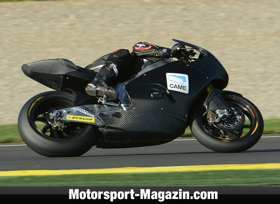 Moto2 2013, Testfahrten, Johann Zarco, Came IodaRacing Project, Bild: Milagro