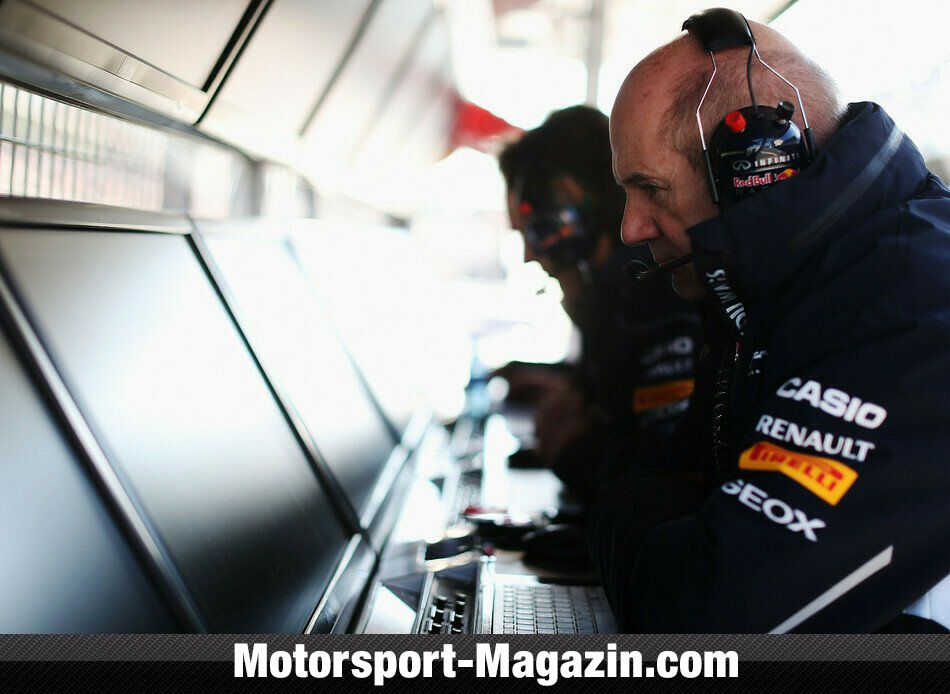 Formel 1 2013, Barcelona I, Barcelona, Red Bull Racing, Bild: Red Bull