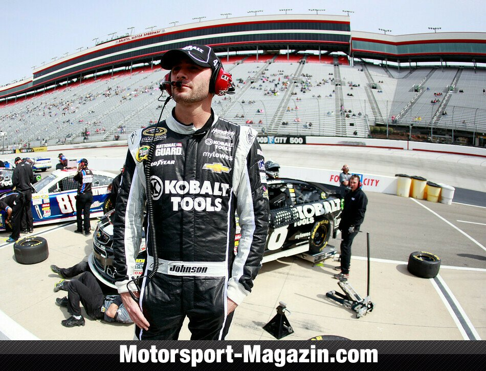 NASCAR 2013, Food City 500, Bristol, Tennessee, Bild: NASCAR