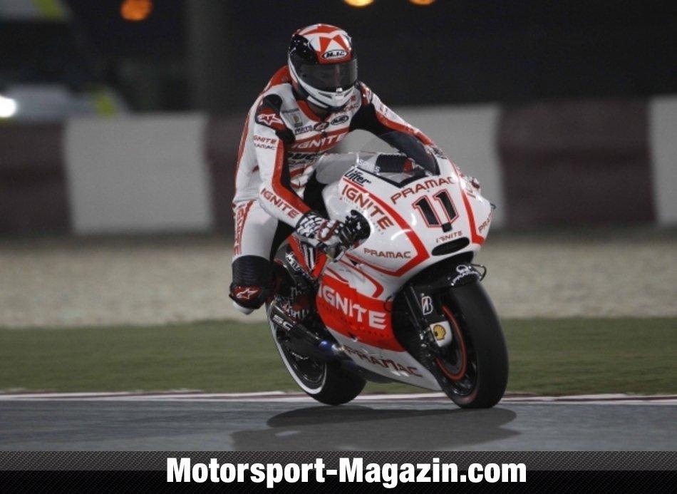 Bild: Pramac Racing